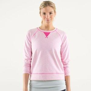 Lululemon Voyage Pullover Sweater